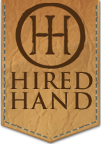 Hired Hand Logo