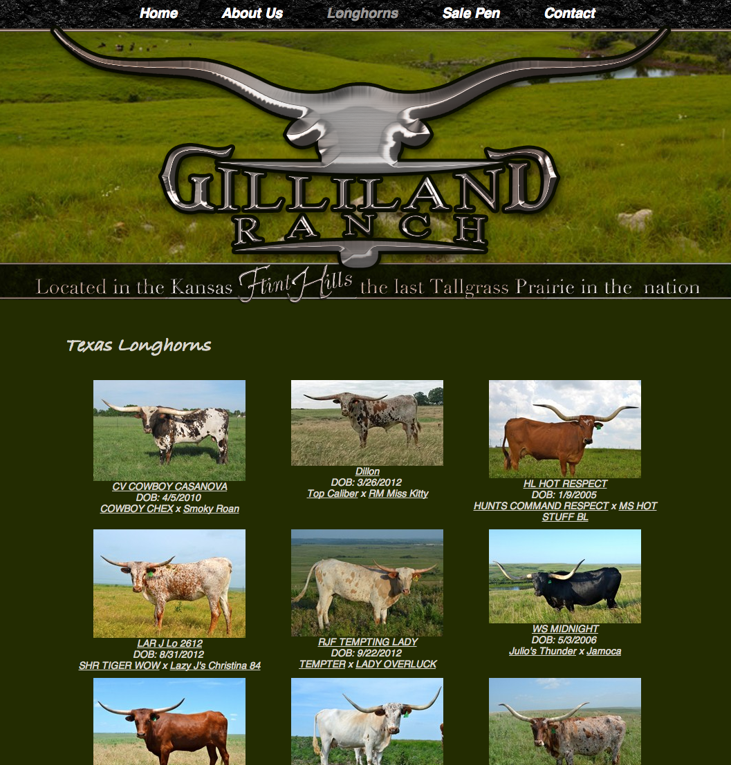 Gilliland Ranch image