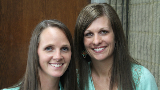 Jaymie Feldmann and Molly Clubb, Partners at Hired Hand Software