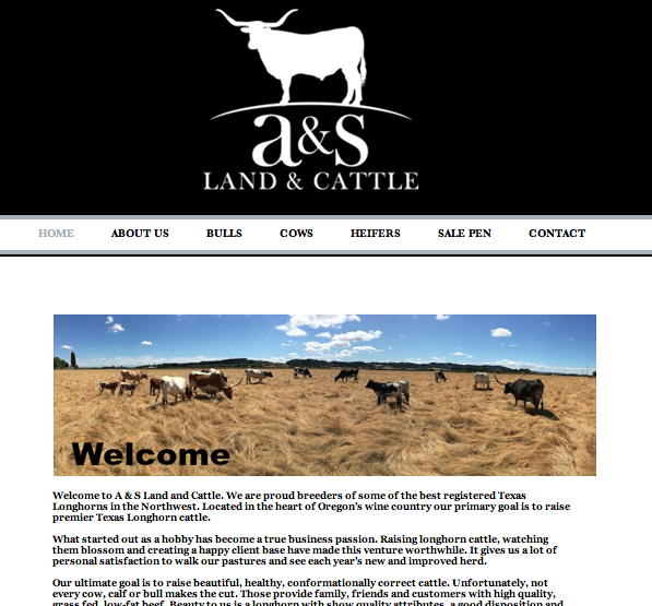 A&S Land & Cattle home