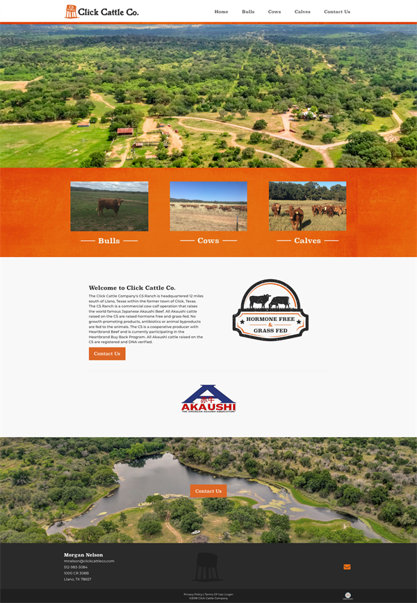 clickcattlecompany_homepage