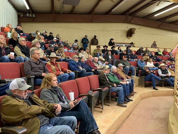 Full house for the First Annual Texoma Spring Classic