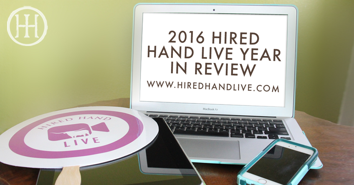 HHL Year In Review