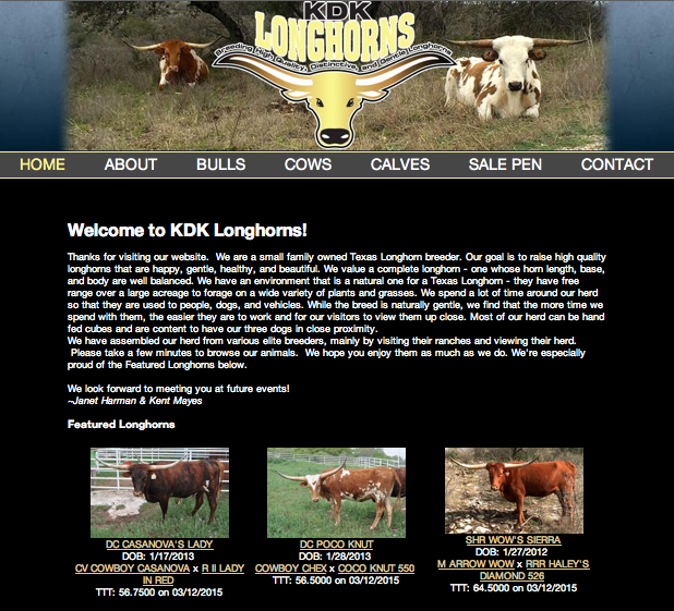 KDK Longhorns