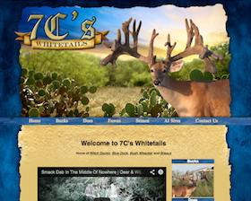 7C's Whitetails