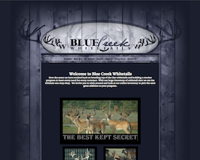 Blue Creek Whitetails